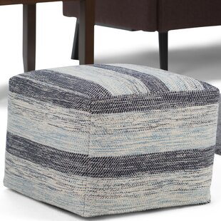 Hammonds Pouf by Breakwater Bay