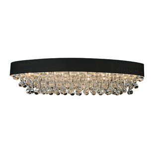 House of Hampton Homer 10-Light Flush Mount
