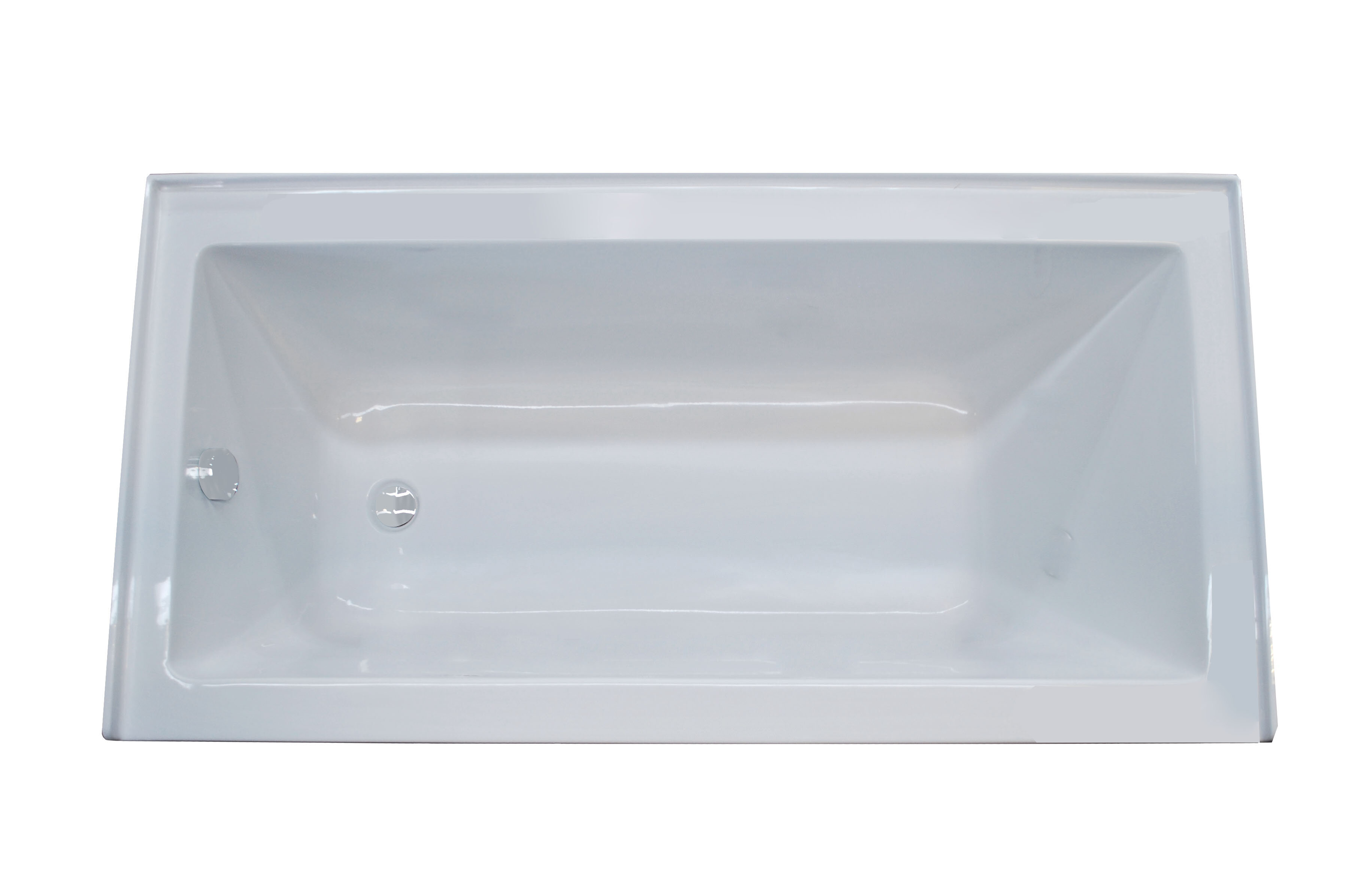 x bathtub shipping overstock cast inch slipper home today double garden iron free product clawfoot