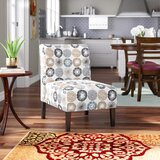 Peabody 21.75'' Wide Tufted Slipper Chair
