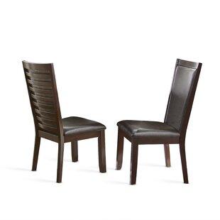 Mashpee Upholstered Dining Chair (Set of 2) by Winston Porter