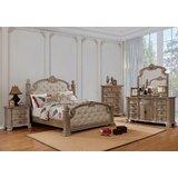 Whitlow Queen Platform 4 Piece Bedroom Set by Astoria Grand