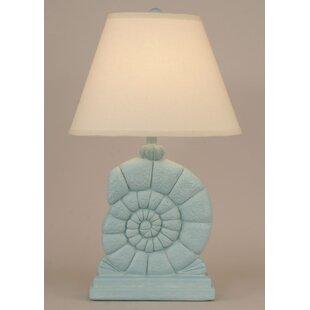 Coastal Living Sea Snail 25.5 Table Lamp