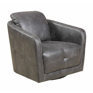 Vaughan Swivel Barrel Chair