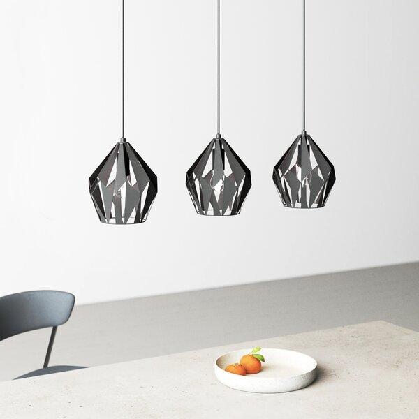 Starkey 3 Light Kitchen Island Linear Pendant Reviews Allmodern