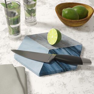 Fallston Hexagon Marble / Granite General Chopping Board By Mint Pantry