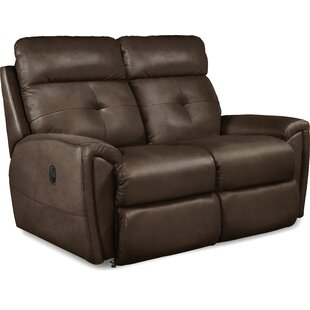 Douglas Reclining 62 Flared Arms Loveseat by LaZBoy
