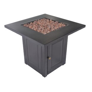 Steel Propane Fire Pit Table by NorthernTrail Find