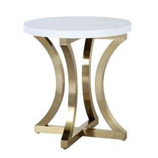 Iris End Table