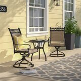 Curacao 3 Piece Seating Group Set by Sol 72 Outdoor™