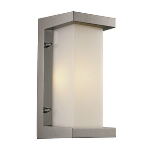 Jorge 1-Light Outdoor Flush Mount