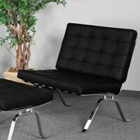 Reviews Wheatley Leather Guest Chair by Orren Ellis