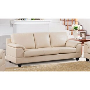 Driggers Contemporary Style Sofa with Tuft Cushion by Latitude Run