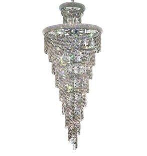 Mathilde 32-Light Crystal ..