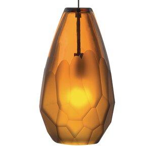 Tech Lighting Briolette 1-Light Teardrop ..