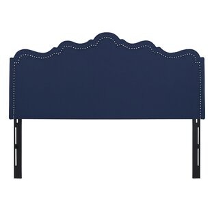 Bargain Capucine Upholstered Panel Headboard by Willa Arlo Interiors