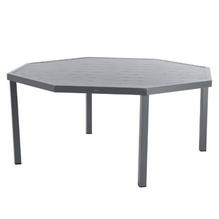 Antonioni Aluminium Dining Table By Sol 72 Outdoor