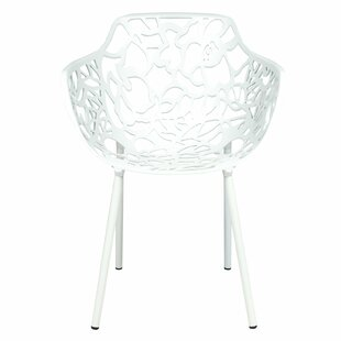 Espada Stacking Patio Dining Chair (Set of 4)