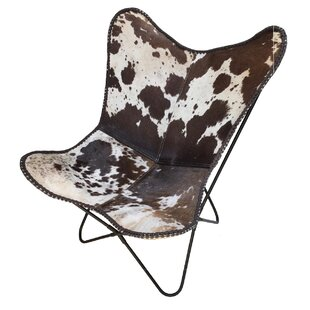 Reese Butterfly Chair by Union Rustic