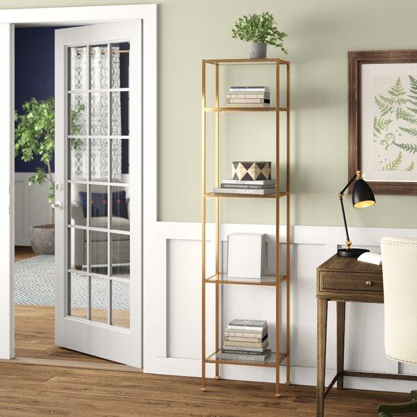 Gentle Modern Innovative Stylish Design 9-tier Bookshelf Bookcase Books Storage Rack Shelf Organization Cabinet For Fast Shipping Home
