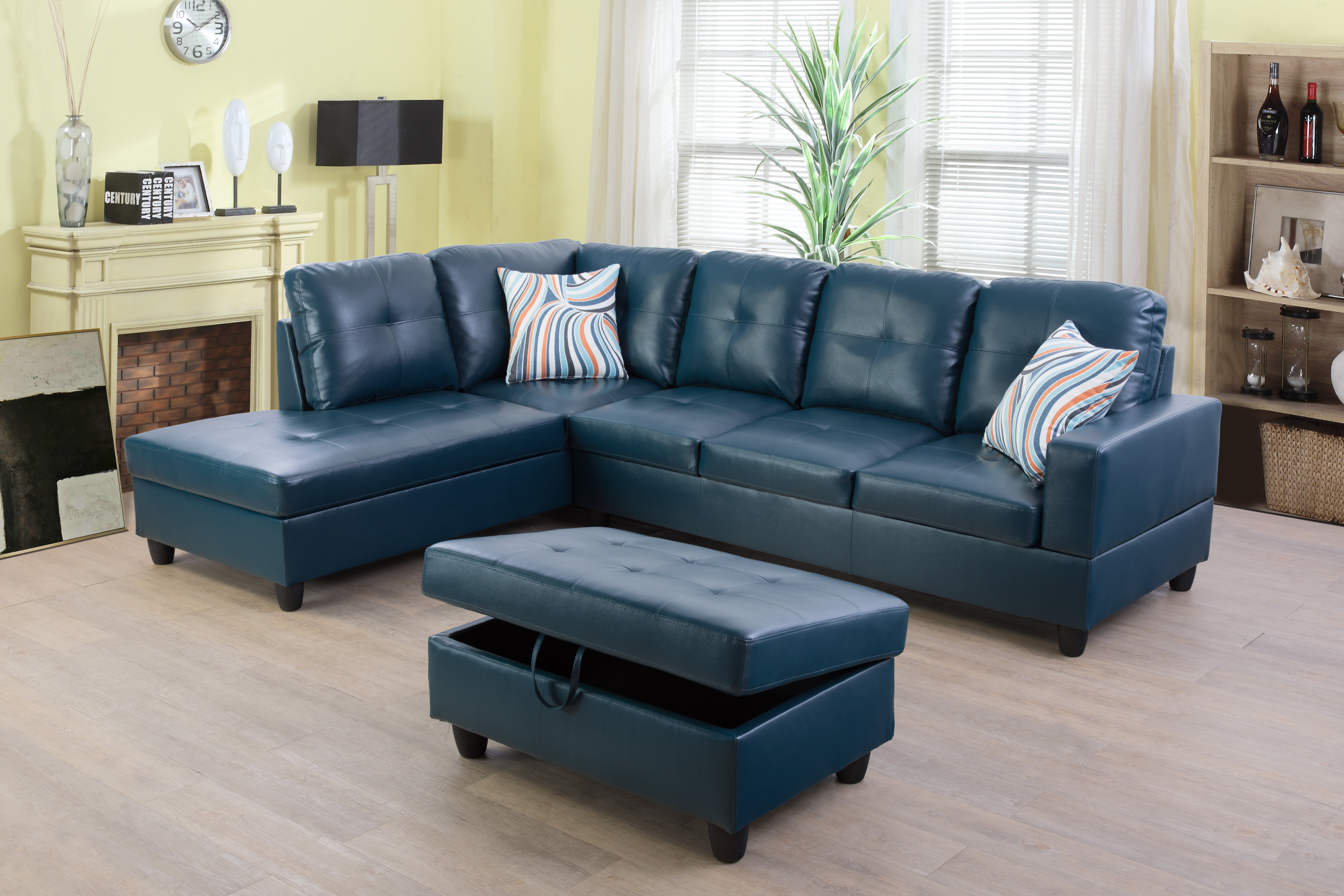 Winston Porter Maumee 103 50 Sectional