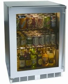 24-inch 5.2 cu. ft. Undercounter Beverage Center