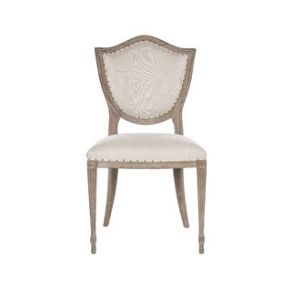 Bargain Shield Upholstered Dining Chair by Aidan Gray Reviews (2019) & Buyer's Guide