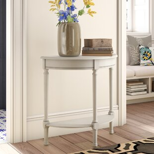 Keithley Half Round Console Table