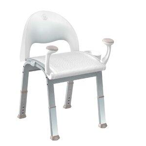 Premium Shower Chair  sc 1 st  Wayfair & Shower Chairs u0026 Stools Youu0027ll Love   Wayfair islam-shia.org