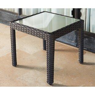 Koger Wicker Side Table