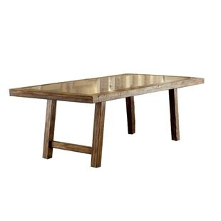 One Allium Way Hamm Industrial Dining Table