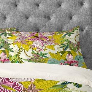 Sabine Reinhart Life Is Music Pillowcase by Deny Designs Modern