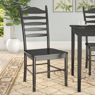 Andover Mills Biermann Solid Wood Dining Chair