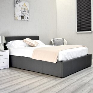 Charleston Upholstered Ottoman Bed By Mercury Row