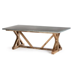 Schulte Solid Wood Dining Table
