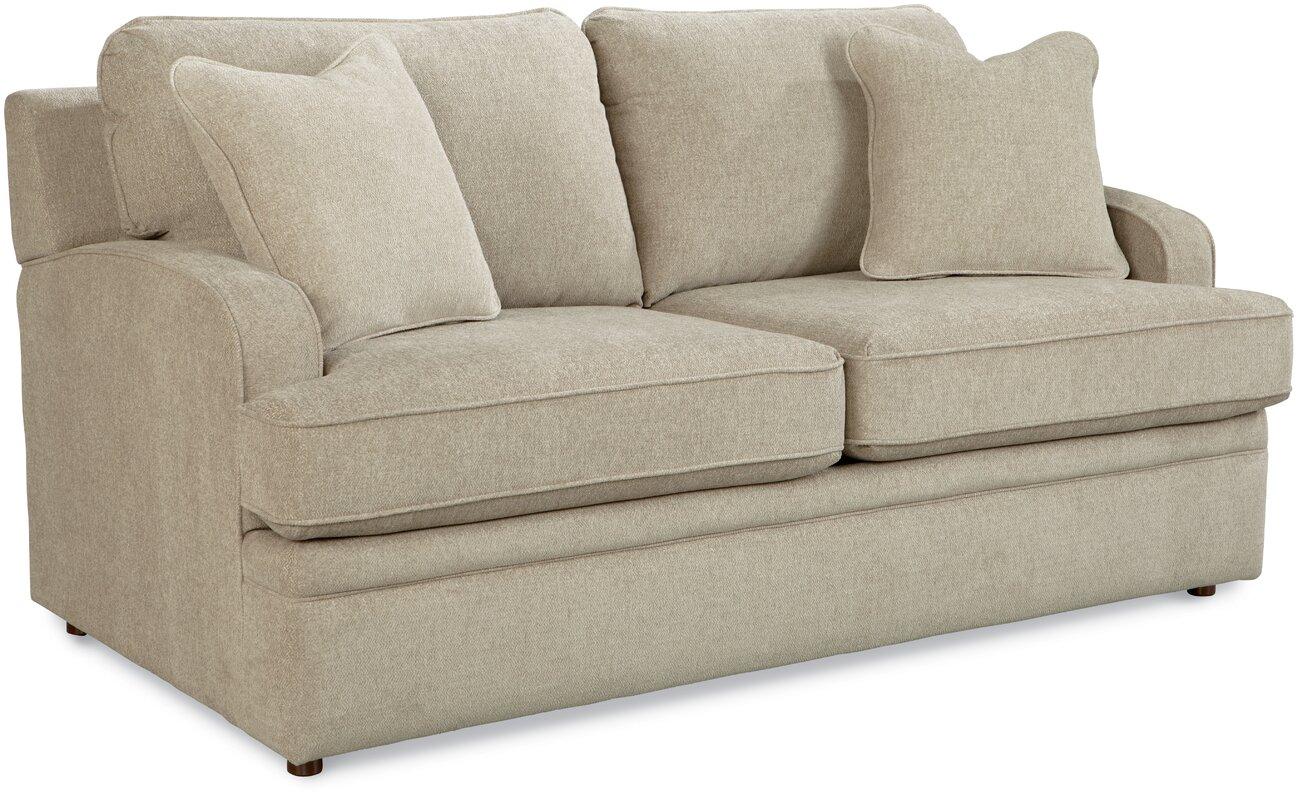 la-z-boy diana sleeper sofa | wayfair