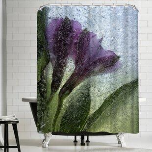 Zina Zinchik Couple Love Single Shower Curtain