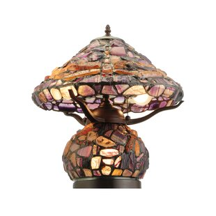 Dragonfly Agata 18.5 Table Lamp