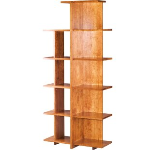 Joshua Low Left Standard Bookcase