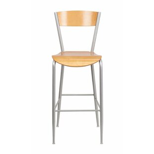 Rockton Metal Restaurant 295 Bar Stool by Ebern Designs