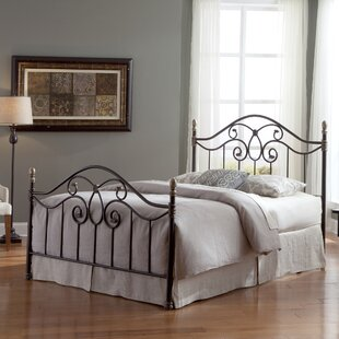 Davies Panel Bed by Alcott Hill