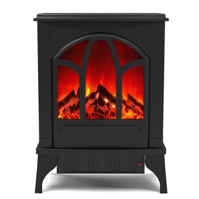 Tuscola Electric Stove Millwood Pines