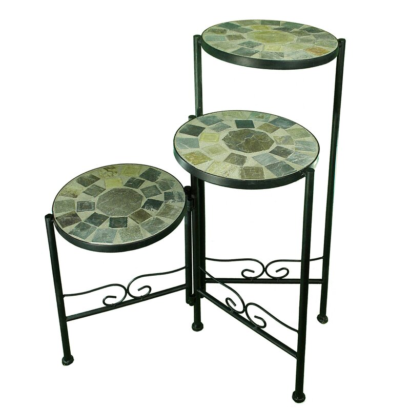 Loganville 3-Tier Nesting Plant Stand