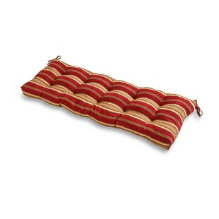 Peery Indoor/Outdoor Bench Cushion
