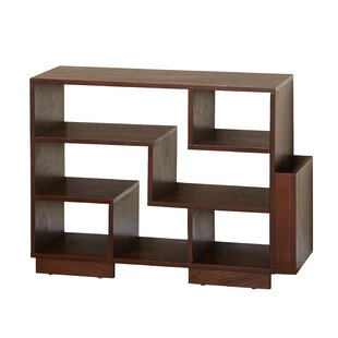 Affordable Beckley Geometric Bookcase by George Oliver