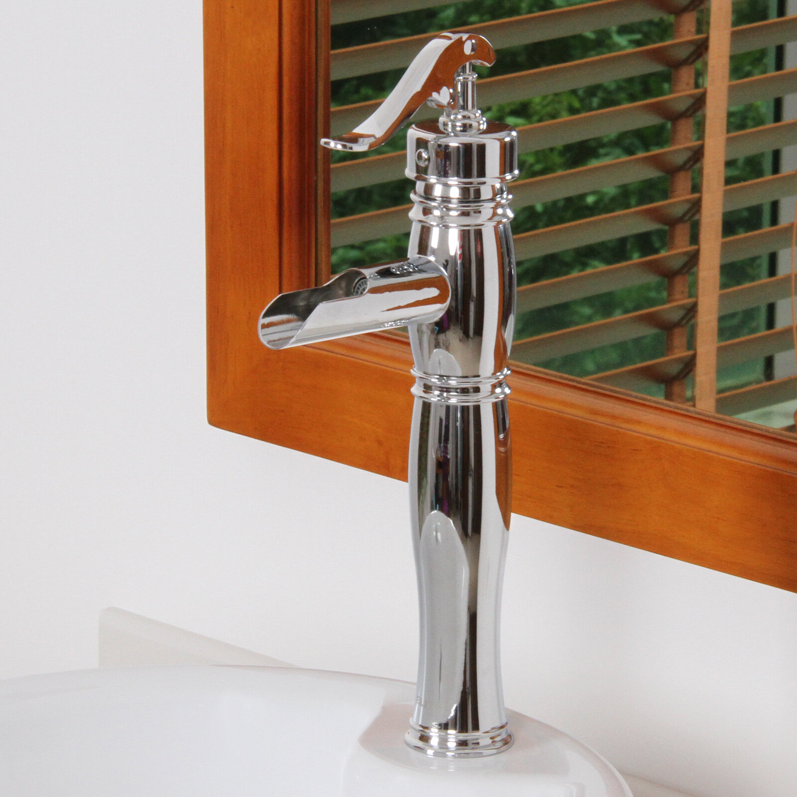 Elite Vintage Bathroom Water Pump Faucet & Reviews | Wayfair