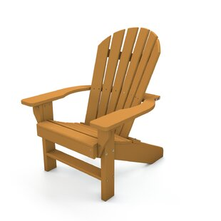 Seaside Plastic Adirondack Chair by Frog Furnishings
