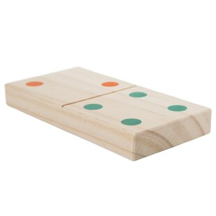 29-Piece Giant Dominoes Set by Hey! Play!