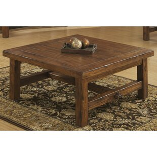 Medium Oak Square Coffee Table Wayfair - Wayfair oak coffee table