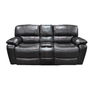 Malm Leather Reclining Sofa by Winston Porter #1